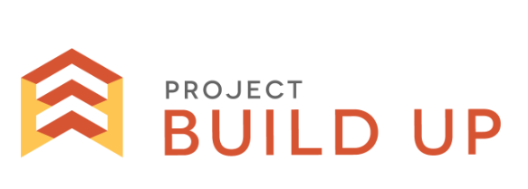 Project Build Up logo